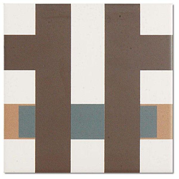 Kolekcja New Classic - płytki podłogowe New Classic White 15x15