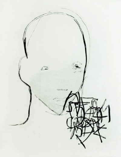 Terje Resell (1949)/Talking Head. Koldnål