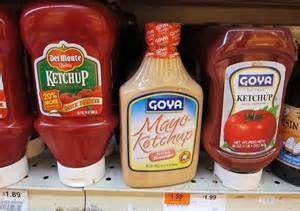 Mayo Ketchup - my yummy mira mira sauce!