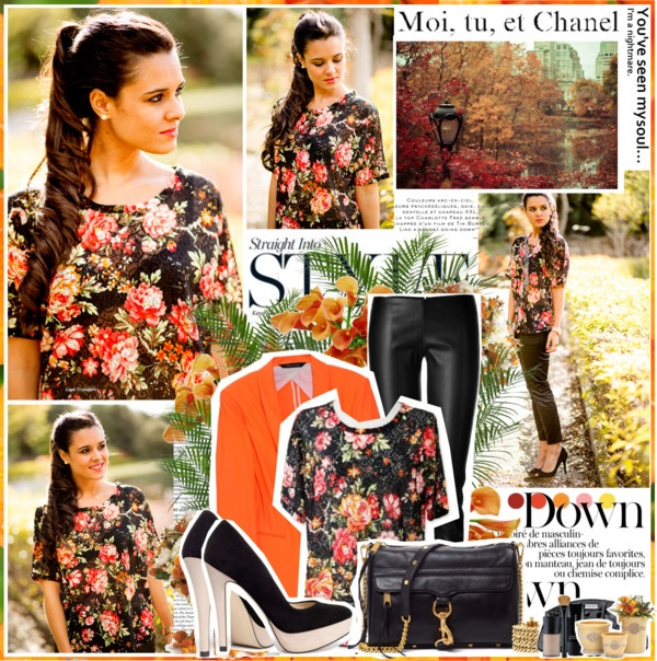 """""""You are original that can not be replaced"""" by iloveyoudd on PolyvoreFashion Sets, Spring Flowers, Replacement, Originals, Style, Tops Fashion, Iloveyoudd, Winter Fashion, Polyvore"""