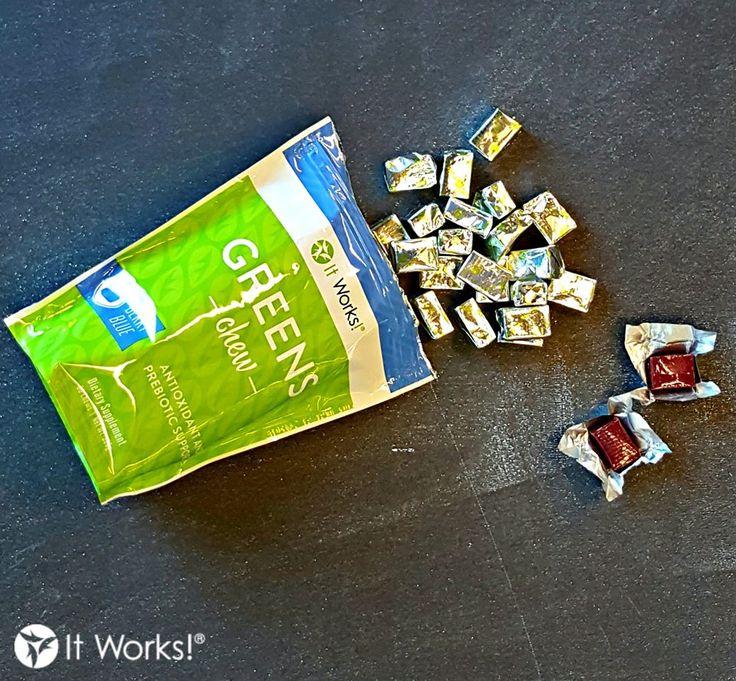 ✅ Yummy! ✅ Antioxidant-rich! ✅ Non-GMO! ✅ Sweetened with Stevia! #SnackSmarter