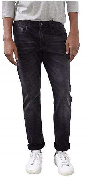 a3de272ebed edc by ESPRIT Mens 027cc2b007 Jeans Black (Black Dark Wash) W33 L32 ...