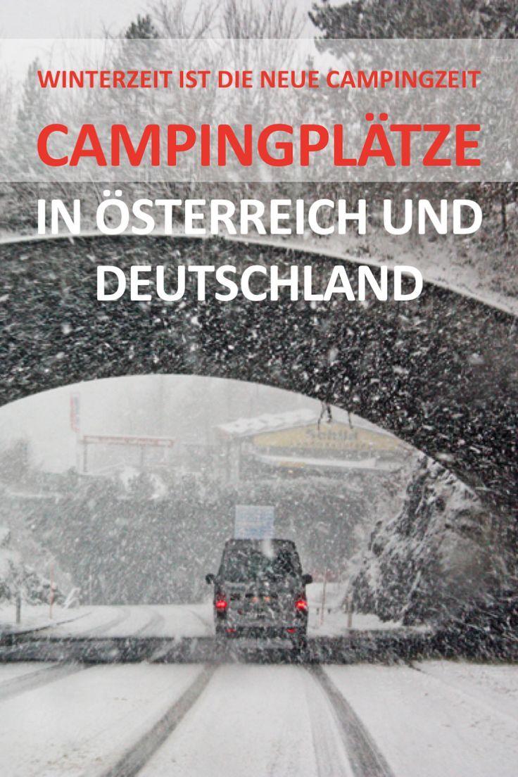 Winterzeit ist die neue #campingzeit: In vielen #skigebieten gibt es mittlerweile …   – ☞  Wintercamping – Wohnmobil & Wohnwagen