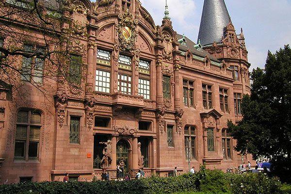 Heidelberg University is the oldest university of Germany.