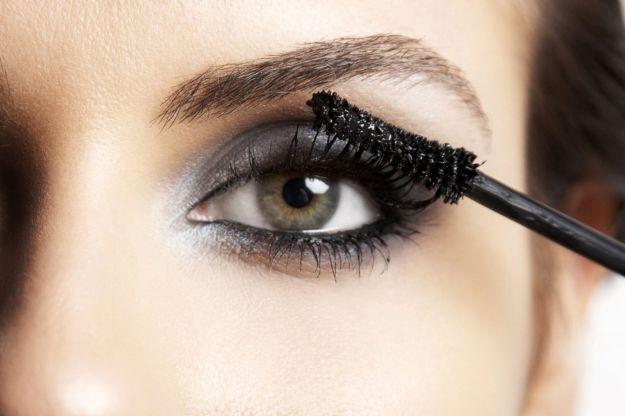 Повседневный макияж для серых глаз ::: onelady.ru ::: #makeup #eyes #eyemakeup