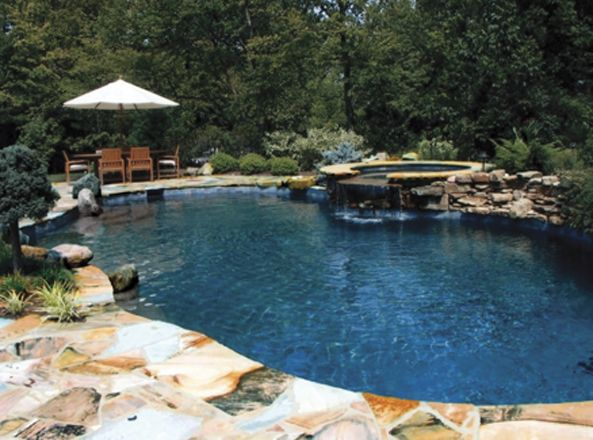 Best 20 Gunite Pool Ideas On Pinterest Swimming Pools Swimming Pool Designs And Beach Pool