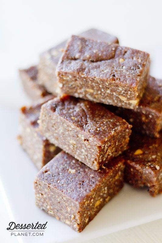 Gluten-Free Chocolate Peanut Butter Protein Power Bar