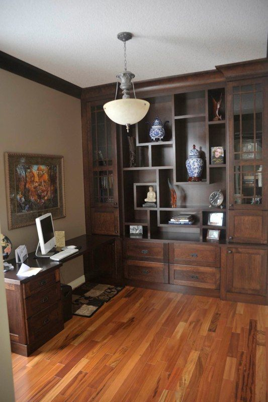 Evolve Kitchens is not limited to kitchen cabinets. We make custom cabinets for any room in your house, locally made, sturdily built, and sustainable.