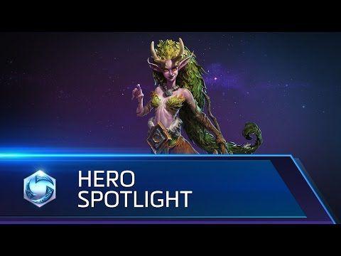 Lunara Spotlight – Heroes of the Storm - YouTube