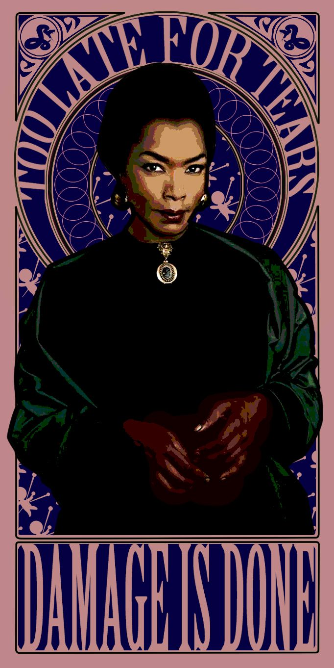Marie Leveau is queen witch of New Orleans and the most powerful witch since the original spirits.