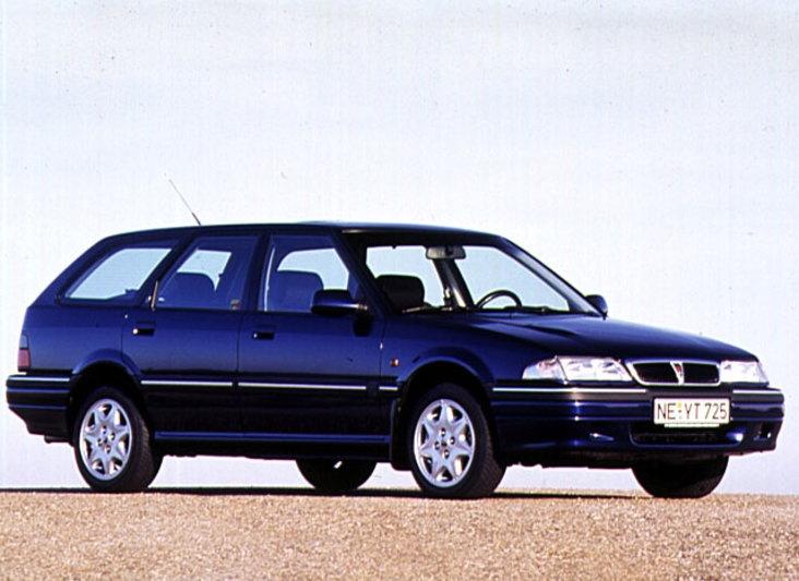 Rover Tourer, nice car.... Had this exact colour