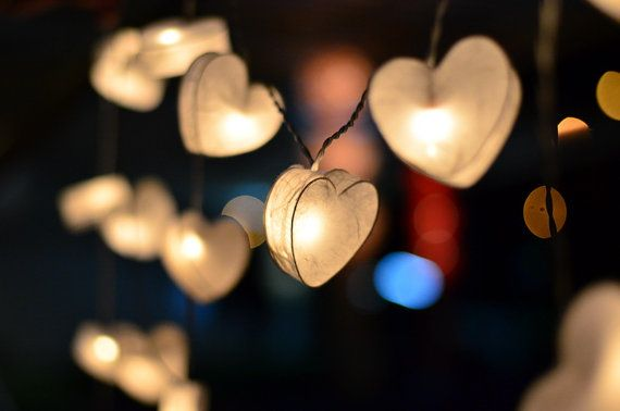 Heart String Lights Indoor : Best 25+ Indoor string lights ideas on Pinterest String lights, Timers and lighting controls ...