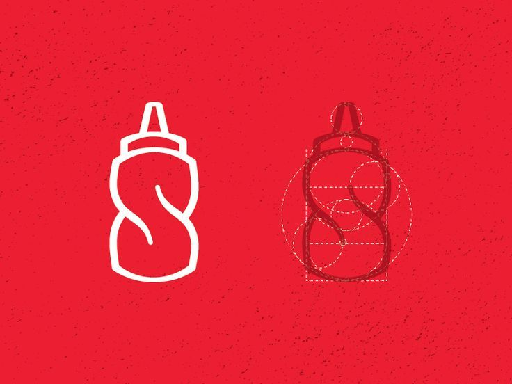 Sticky's twisted squeeze bottle concept by Eric Friedensohn