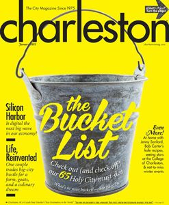 The Charleston, SC Bucket List.  Already checked a few of these off...