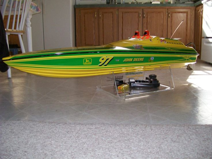 John Deere Boat : Best rc boats images on pinterest boat and engine