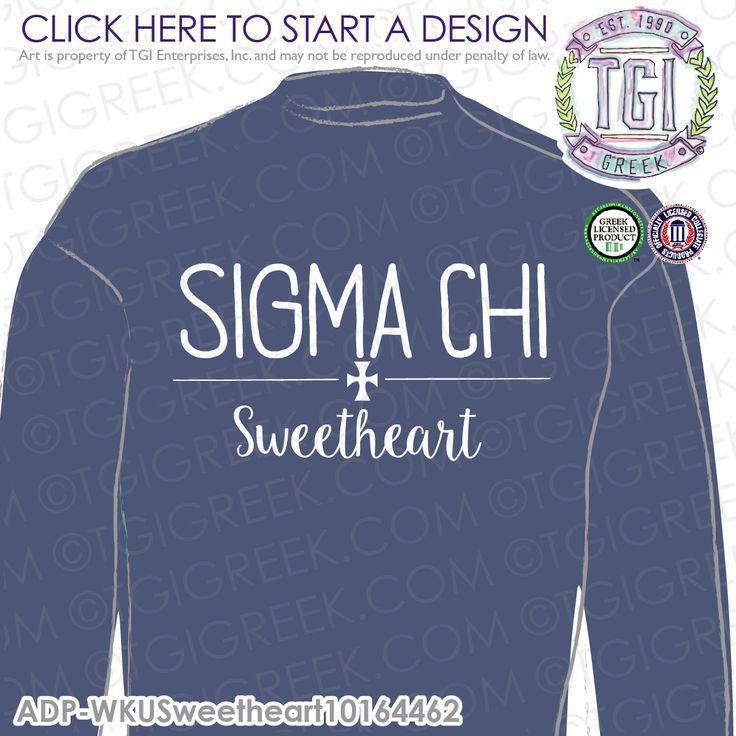 Sigma Chi | ΣΧ | Sigma Chi Sweetheart PR | Fraternity PR | Fraternity PR Tees | Custom Fraternity Apparel | TGI Greek | Greek Apparel | Custom Apparel | Fraternity Tee Shirts | Fraternity T-shirts