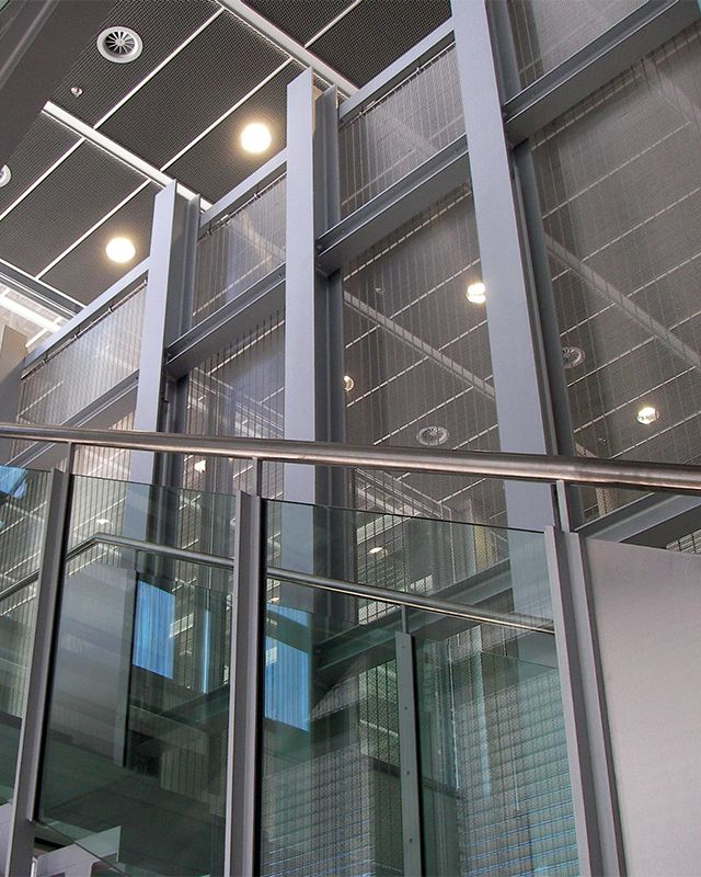28 Best Wire Mesh Wall Design Images On Pinterest Metal