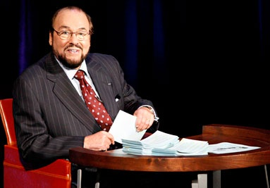 """Inside the Actors Studio...with host James Lipton.  Bravo has been airing this show since 1994.  The guest on the first episode was Paul Newman. Over 200 guests have been interviewed since then.  When I see it's on,  I usually drop whatever I'm doing to watch.  """"It's a delight!"""""""