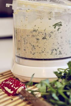Sauce: Yogurt, mayo, lime, jalapeno, cilantro, onion, garlic, cumin, chili powder  (BEST SAUCE for fish tacos!)