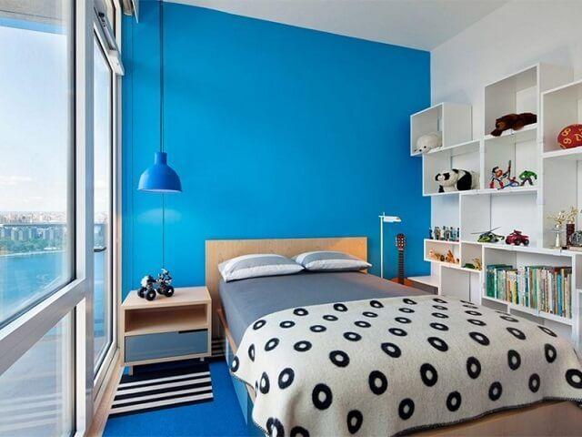 20 Warna Cat Dapur Terbaik Yang Menjadikan Ruang Dapur Terlihat Lebih Menyenangkan Warna Cat Kamar Tidur Kamar Tidur Biru Rumah Minimalis