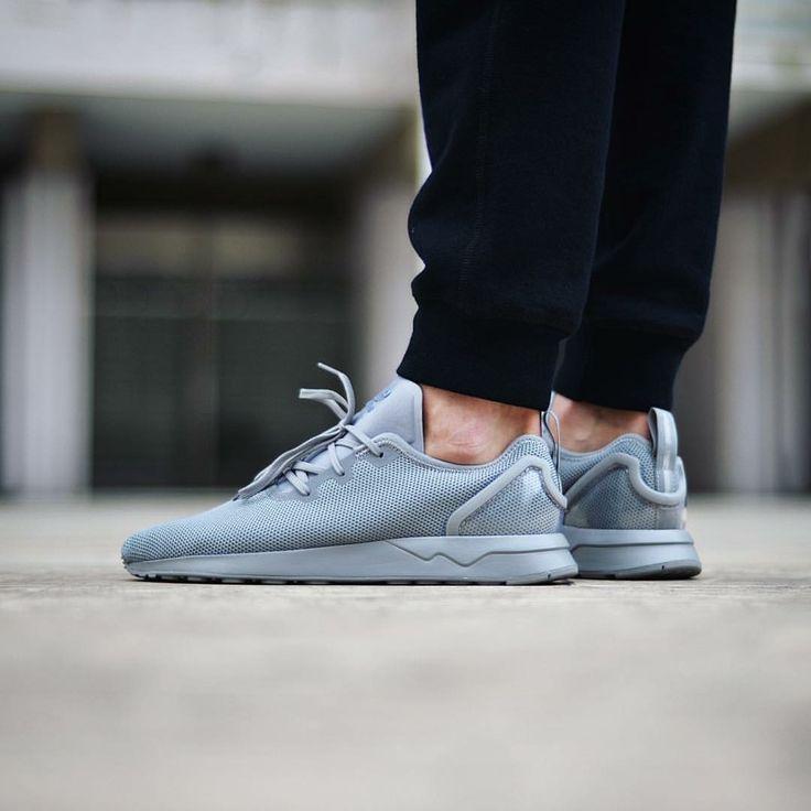 adidas Men Brown Lifestyle ZX Flux Shoes adidas PT