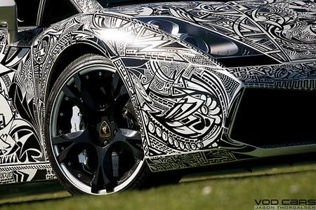 Sharpie Art Cars And Bikes Make You Want To Draw On Your Transportation