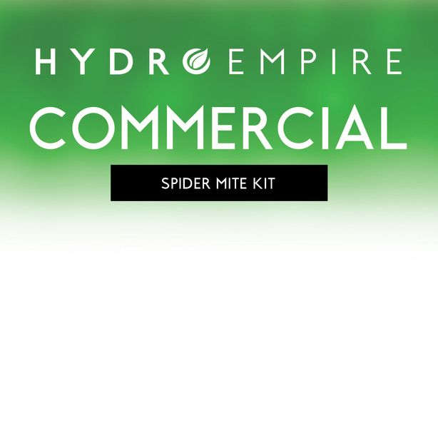 Hydro Empire Commercial Spider Mite Kit