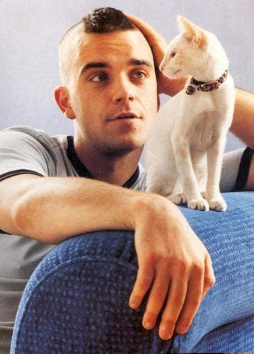 Robbie Williams Cantante