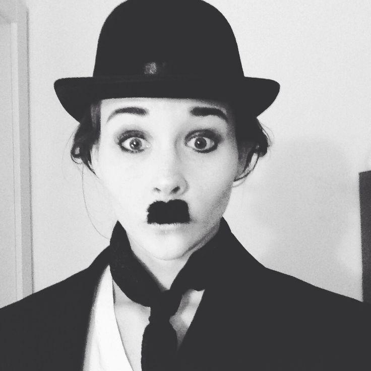 Charlie Chaplin Halloween Costume - cheap & simple