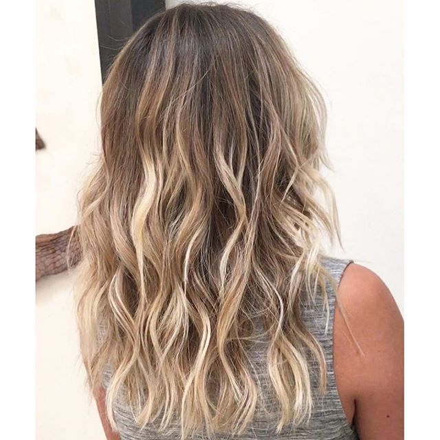 Best 25 sandy blonde hair ideas on pinterest fall blonde beige low maintenance sandy blonde color by stephengarrison hair hairenvy pmusecretfo Images