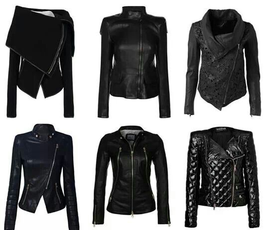 Rock style, is it bad that i want all these jackets?!