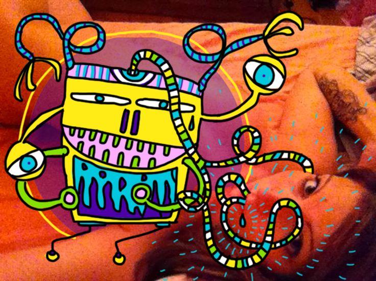 Artwork by   Stanzetta.