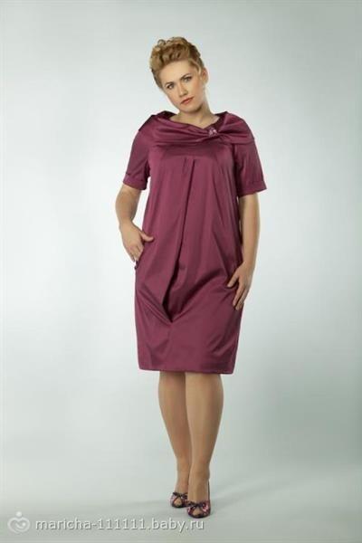 Сшить платье на юбилей
