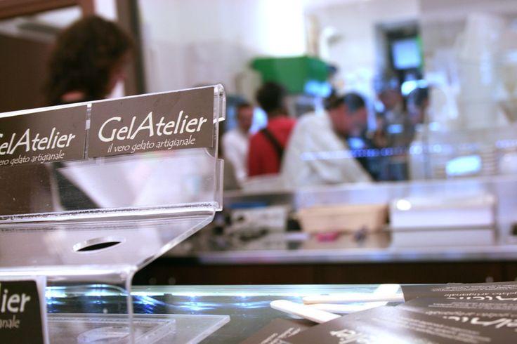 Il gelato di Gelatelier a #Torino, Maestri del Gusto - #socialfoodewine - con @silviatorino @carlovischi @torinopiemonte - Ph. C. Pellerino