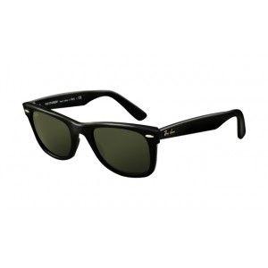 where to buy ray bans sunglasses  buy ray ban rb2140 wayfarer sunglasses black frame crystal green len
