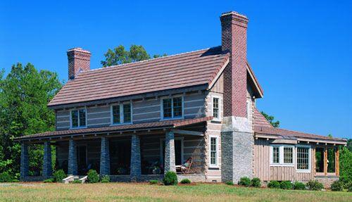 Kelly Plantation Floor Plan | StoneMill Log & Timber Homes