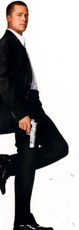 Brad Pitt Mr. Smith | ... Brad Pitt