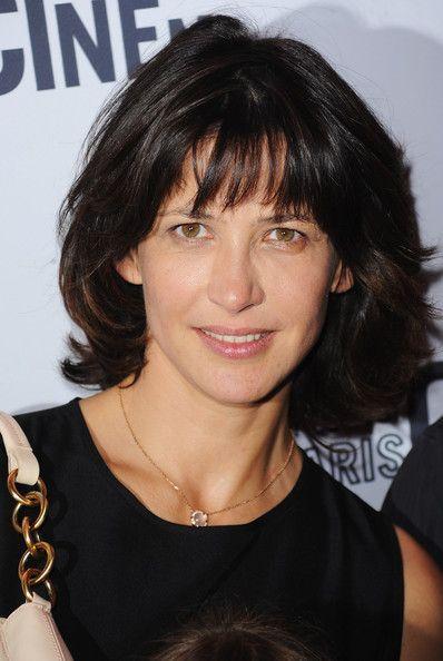 """Sophie Marceau - Sophie Marceau Presents """"L'Age De Raison"""" For Paris Cinema Festival"""
