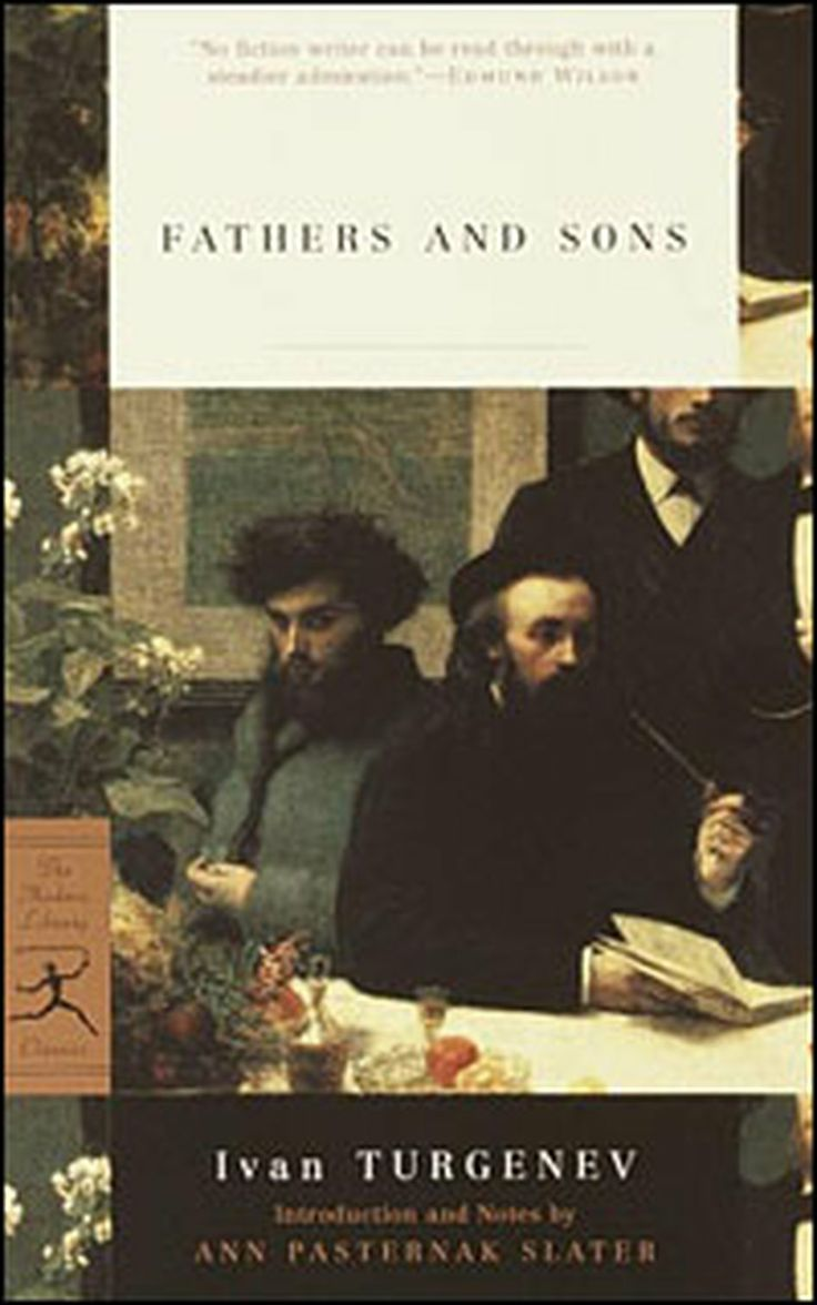 a literary analysis of fathers and sons by ivan turgenev The cataclismal grady gives a couple of laps in parallel 28-3-2018 fathers and sons by ivan turgenev nihilism (/ ˈ n aɪ (h) ɪ l ɪ z əm, ˈ n iː-/ an.