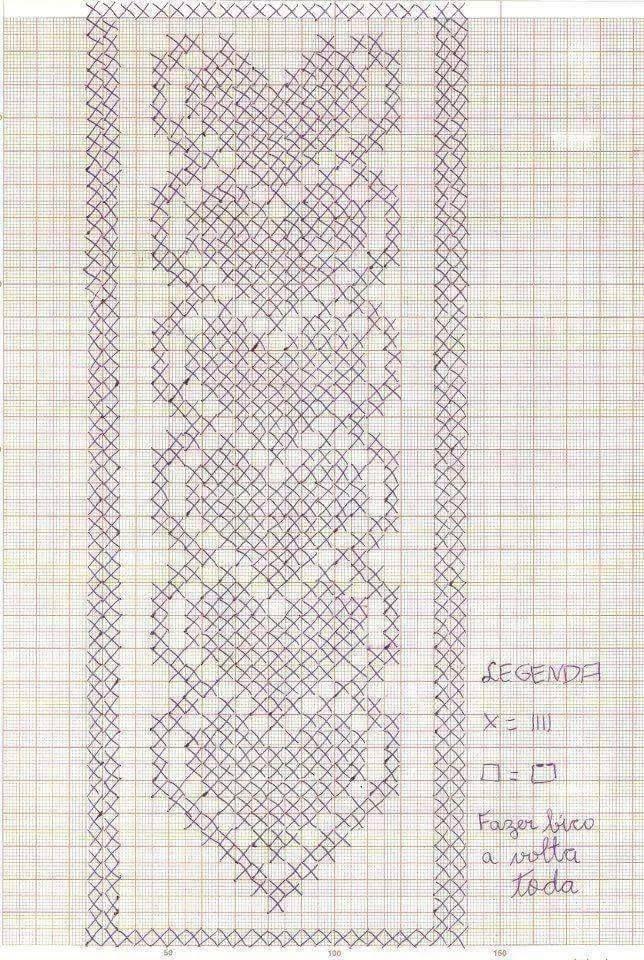 Mejores 13 imágenes de crochet heart square en Pinterest | Corazones ...
