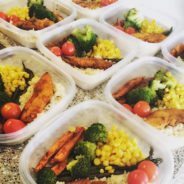 :: visit TheWeighWeWere.com :: Meal prep done for the week ...