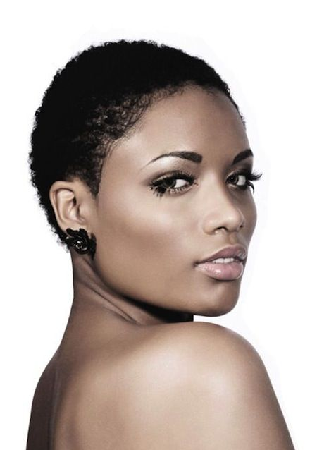 black hair cut styles hair really low twa hair curly 9219