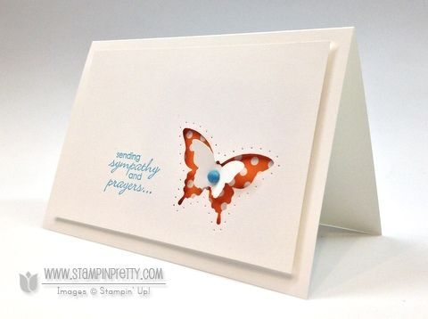 petite pairs - stampin' up!: Beautiful Butterflies, Pretty Butterflies, Cards Ideas, Cards Stampin, Videos Tutorials, Butterflies Punch, Butterflies Cards, Paper Crafts, Stampin Up Cards