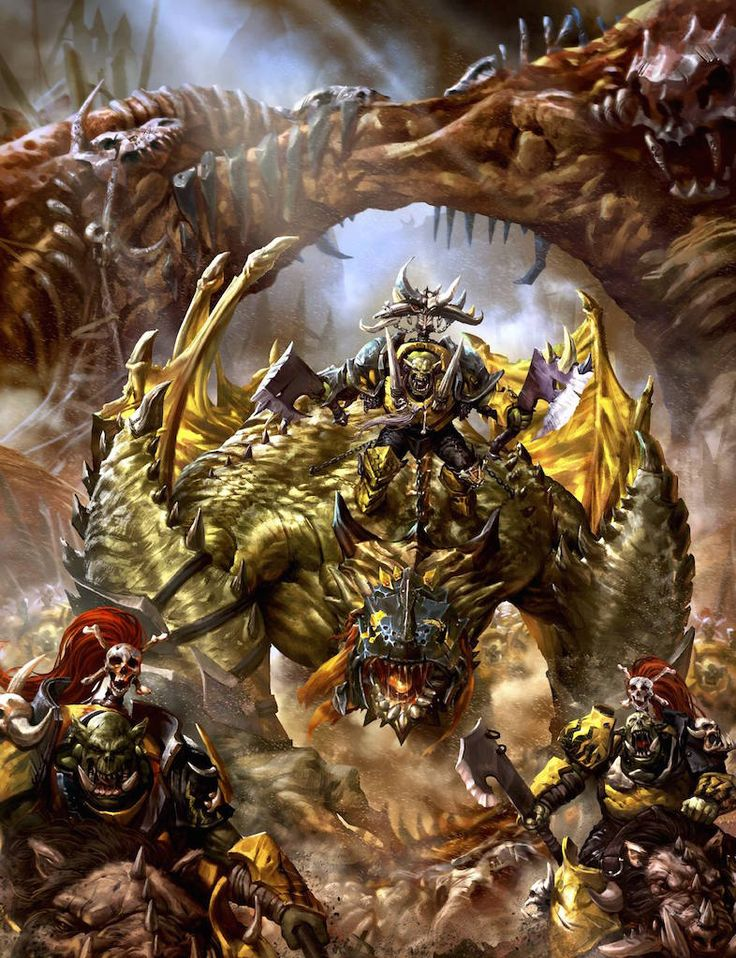 515 best wh40k images on pinterest space marine war hammer and orruks megaboss on mawcrusha par auteur inconnu in age of sigmar par games workshop fandeluxe Choice Image