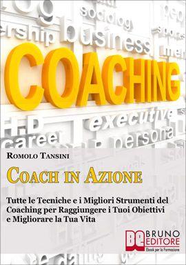 """""""Questo corso ha un duplice intento: fare da guida a chi è interessato a migliorare il proprio stato attuale o conseguire obiettivi nel medio-lungo termine. Pertanto, m'indirizzerò sia al soggetto Cliente, cioè al destinatario dell'azione di #Coaching, sia al #Coach, cioè al soggetto """"motore"""" della stessa."""" - Romolo Tansini #ebook http://www.autostima.net/raccomanda/coach-in-azione-romolo-tansini/"""