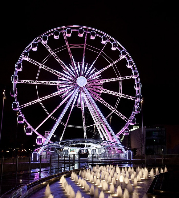 Middlesbrough Wheel by DaveRob67, via Flickr #Teesside #Cleveland #NorthEast