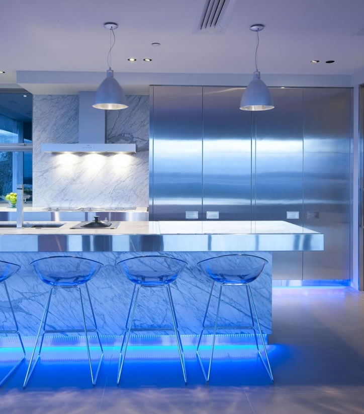118 best LED Lighting for Kitchens images on Pinterest Kitchen
