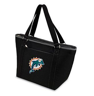 NFL® Miami Dolphins Black Topanga Cooler