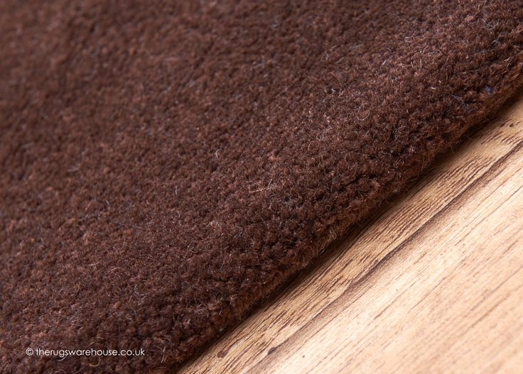 Comfort Choco Circle Rug Home Rugs Round