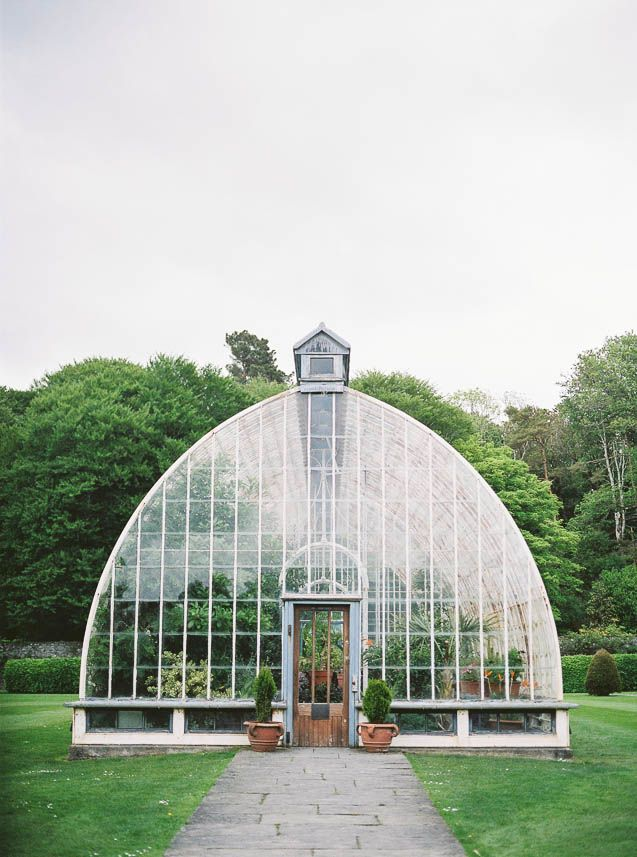 greenhouse...swoon!